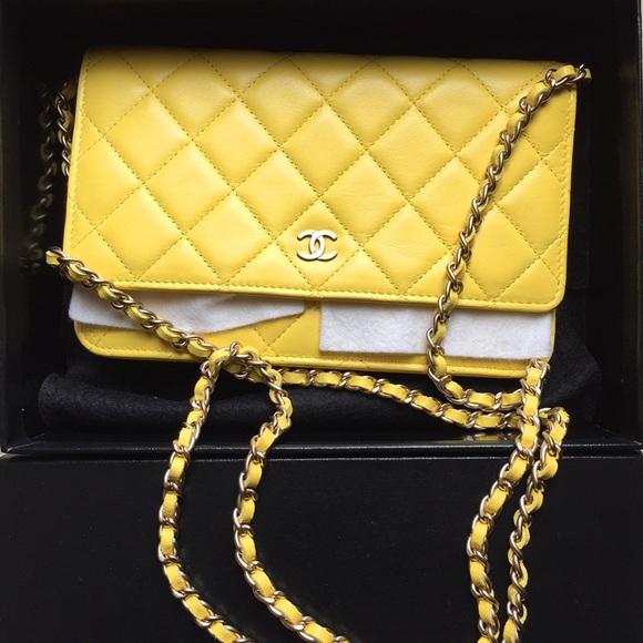 13c42342f9992a CHANEL Bags | Sold Lambskin Woc | Poshmark
